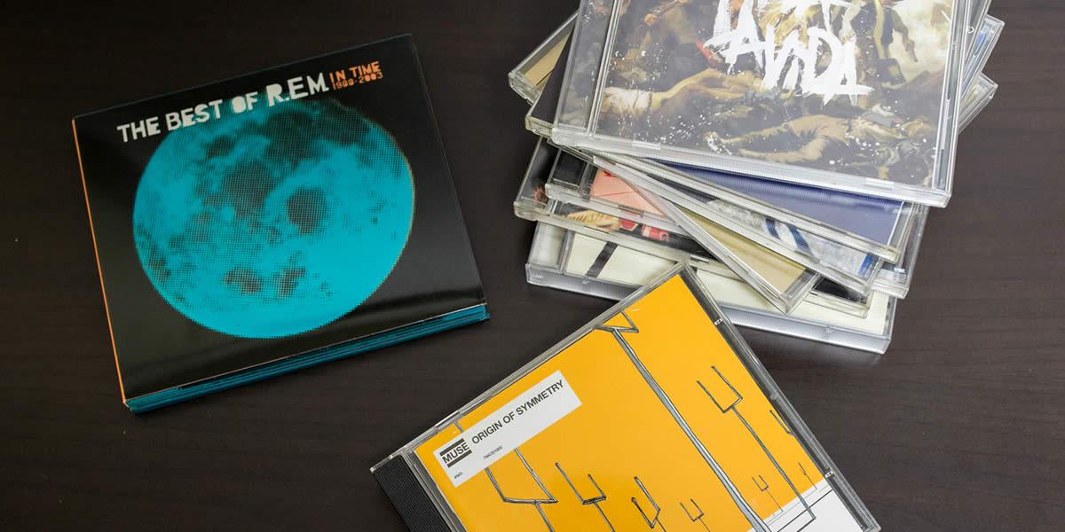 Amazonの新サービス「CD買取サービス」でCDを売ってみた