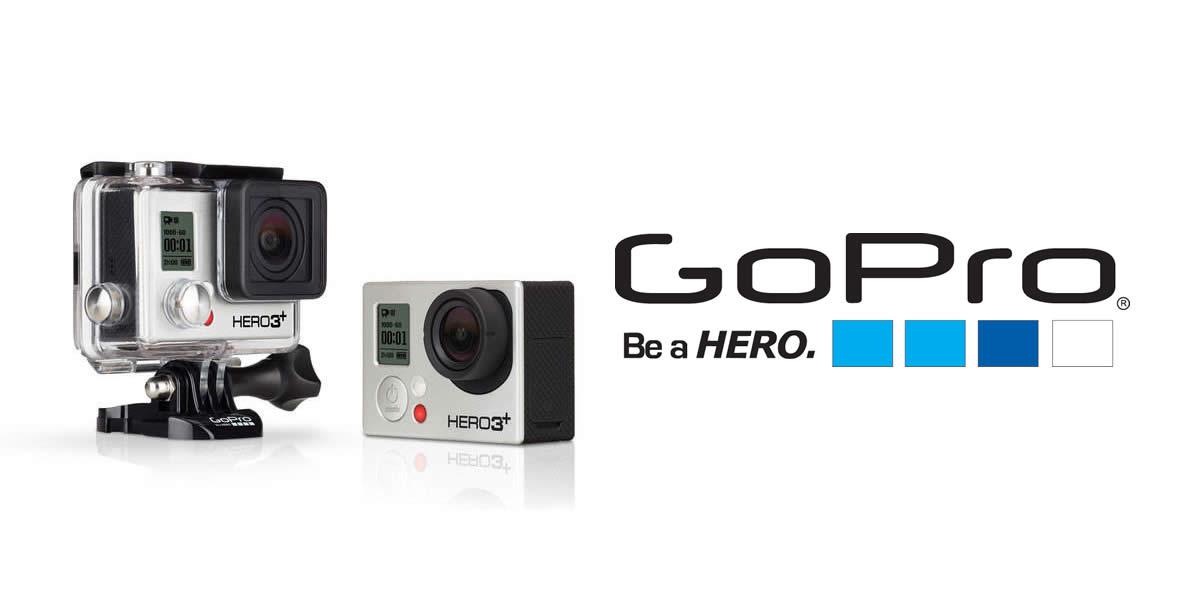 アクションカムの代名詞「GoPro」を買ってみた