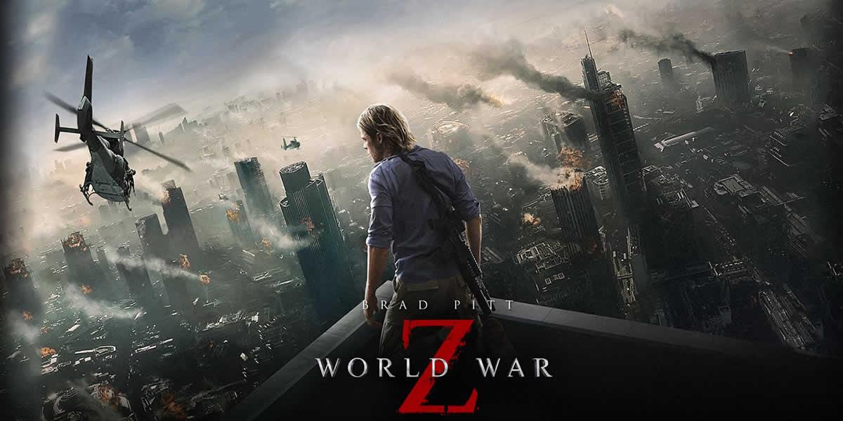 なんかさわやかなゾンビ映画『ワールド・ウォーZ』を観てきた感想