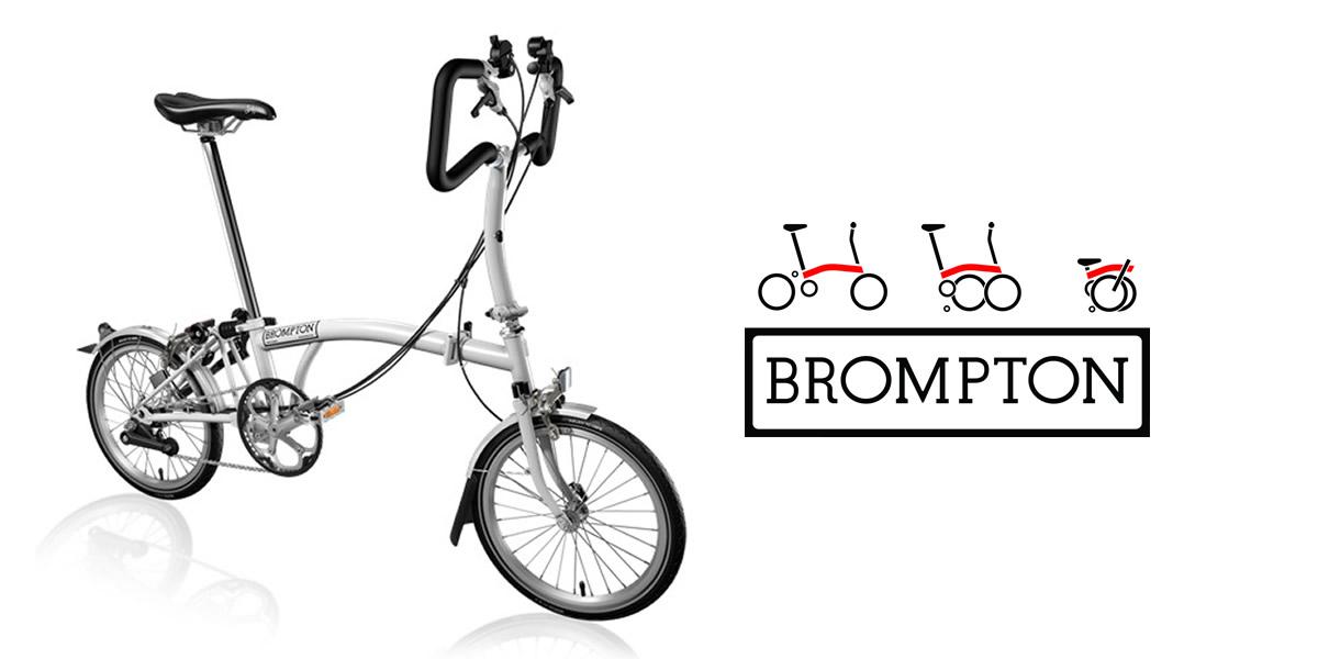 Brompton P6Lで小径車デビューしました