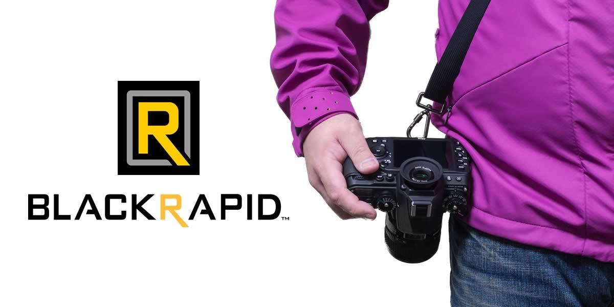 速写カメラストラップ「R-ストラップ」を使ってみた