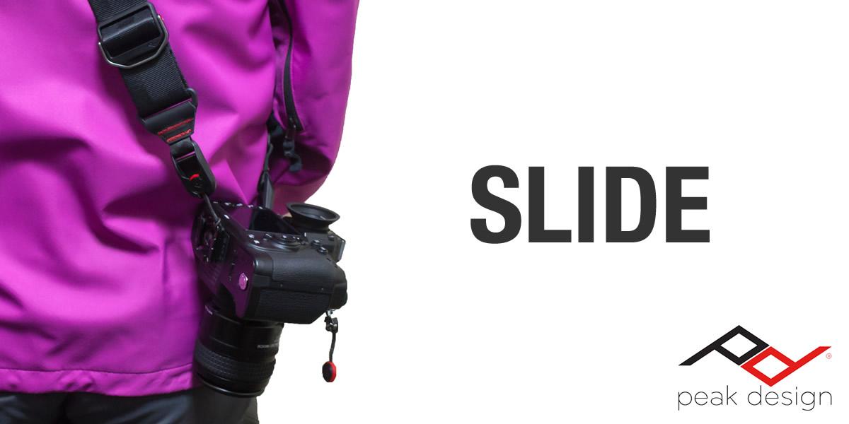 Peak Designの「SLIDE」はずっと探していた理想のカメラストラップかもしれない