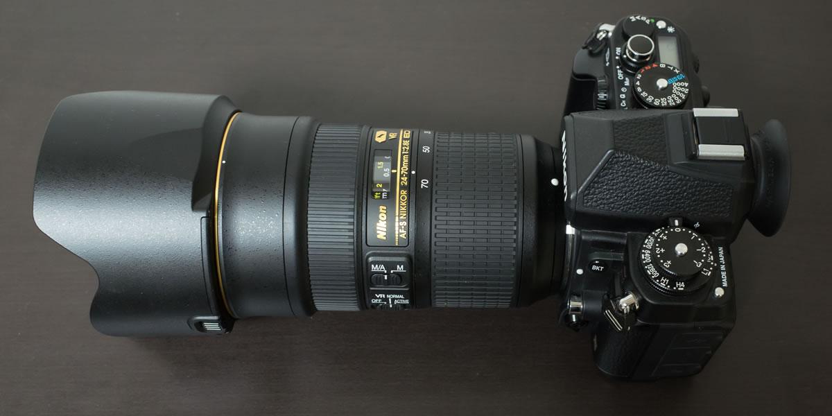 Nikonの大三元の1本、AF-S NIKKOR 24-70mm f/2.8E ED VRを購入