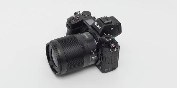Zレンズ第一弾、NIKKOR Z 35mm f/1.8 Sをゲット